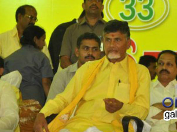 Chandrababu Naidu elected as TDP national president for second time
