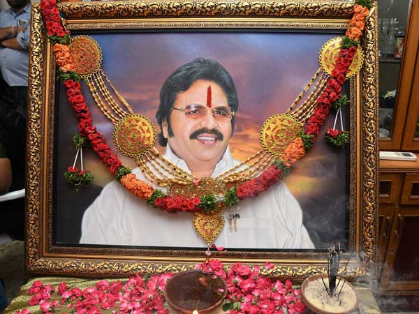 Dasari Narayana Rao Health Critical Condition