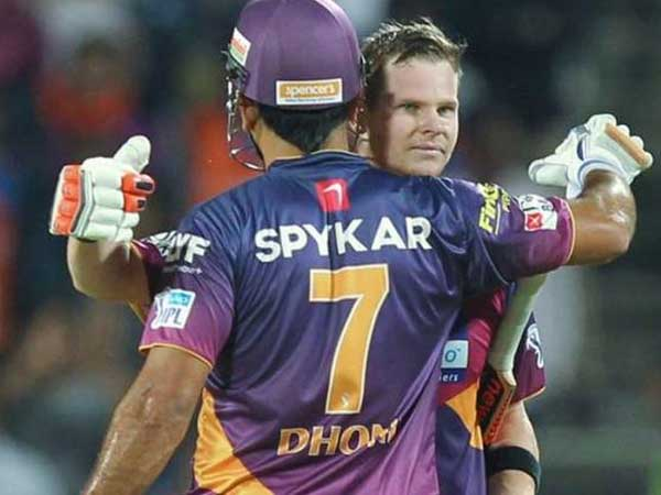 IPL 2017: Steven Smith Hails MS Dhoni After Wankhede Heroics