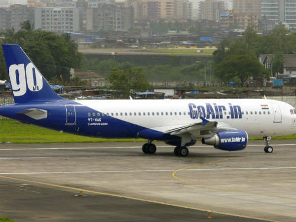 GoAir announces Monsoon offer with fares starting at Rs 599