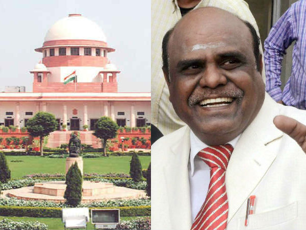 SC slams Justice Karnan over 'repeated pleas' to recall arrest order