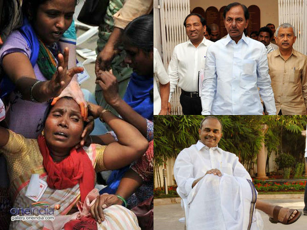 Kcr Is Like Ysr Namasthe Telangana Report Counters Opposition