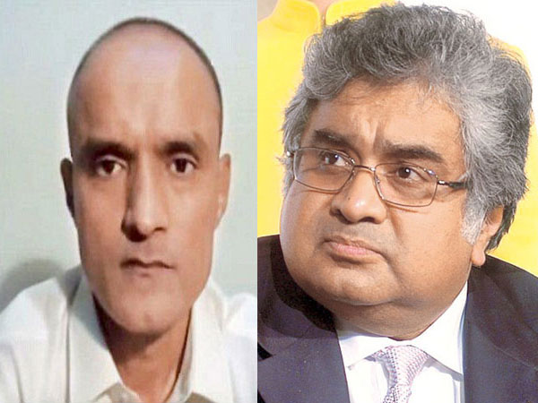 Harish Salve charged just Re 1 to defend India in Jadhav case at ICJ
