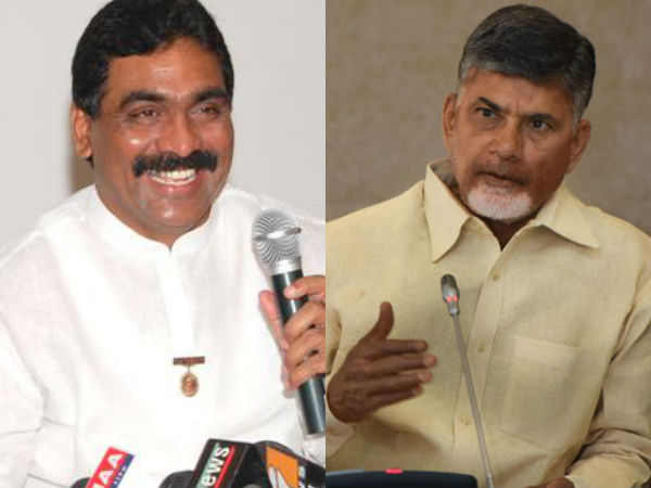 Lagadapati Rajagopal Shocks Chandrababu With His Report