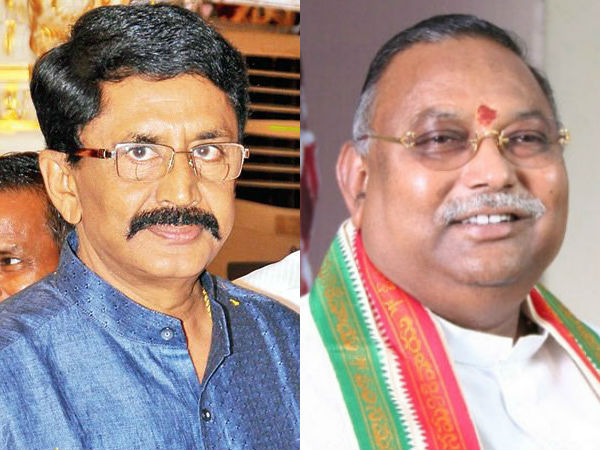 Rayapati Sambasiva Rao Wants Ttd Chairman Post