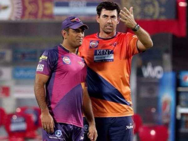 Stephen Fleming unhappy with reports about his role in MS Dhoni's sacking