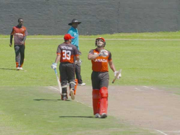 Video Uganda Cricket Cranes Embarrassed Canada Division 3 Opener