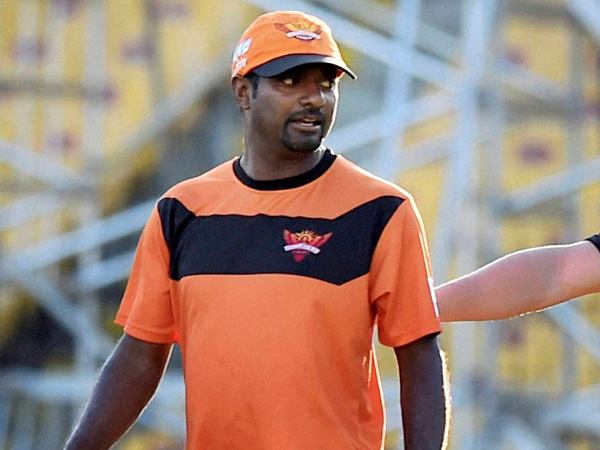 A full 20-over game would have helped us: Muralitharan