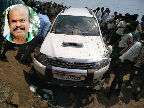 Persons Arrested Ysrcp Leader Narayana Reddy Murder Case