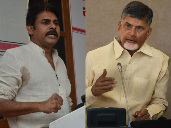 Pawan Kalyan Questions Chandrababu Government Over Ttd Eo Issue