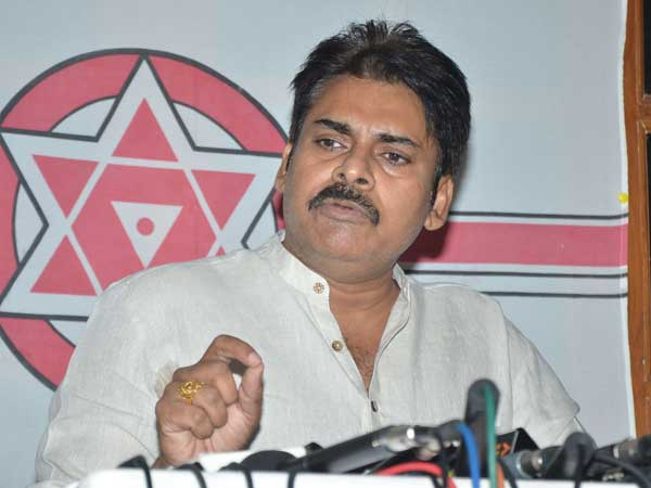 PawanKalyan demanded to government provide MSP to chilly farmers