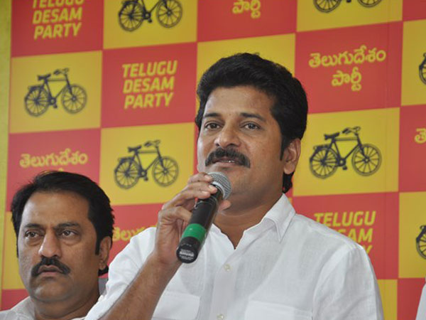 revanth reddy supports pawan arguement of north domination on south states
