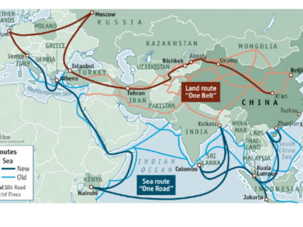 Why One Belt One Road is China's compulsion, how India can meet the challenge