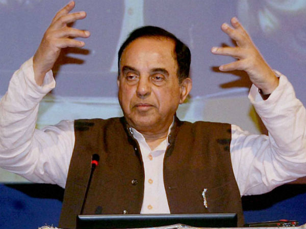 Subramanian Swamy lists out three-fold strategy to break Pakistan