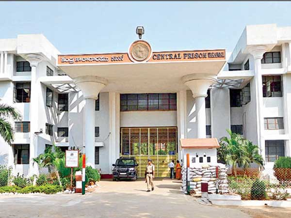 Four prisoners escaped from Warangal central jail