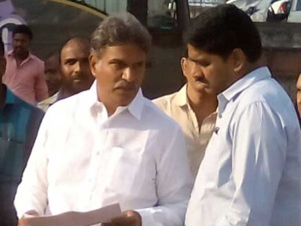 As per rules we are running buses: Sunil Reddy