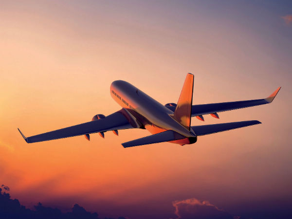 China Eastern Plane Lands At Sydney With Hole Engine