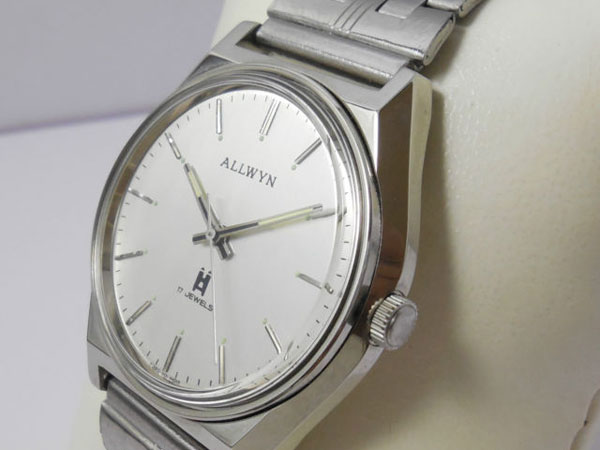 Allwyn watch was the dream of every body