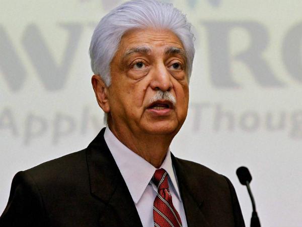 Azim Premji S Salary Drops 63 As Wipro Sees Slowdown Profit