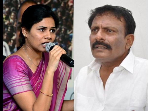 Byreddy Rajasekhar Reddy Controversial Comments On Akhilapriya
