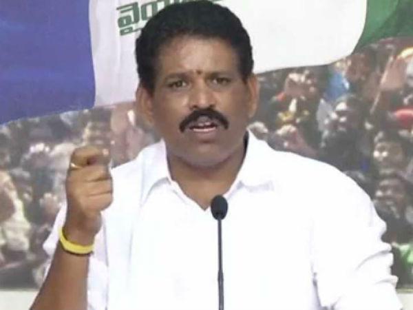 Ysrcp Mla Chevireddy Bhaskar Reddy Continues Hunger Strike Puttur Jail