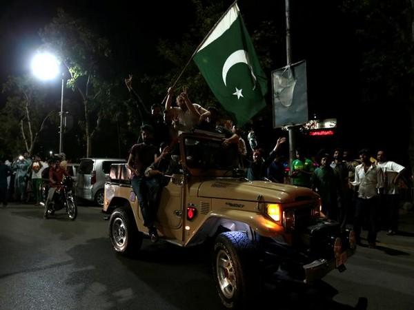 Pakistani Boy Killed Celebratory Gunfire After Champions Trophy Win