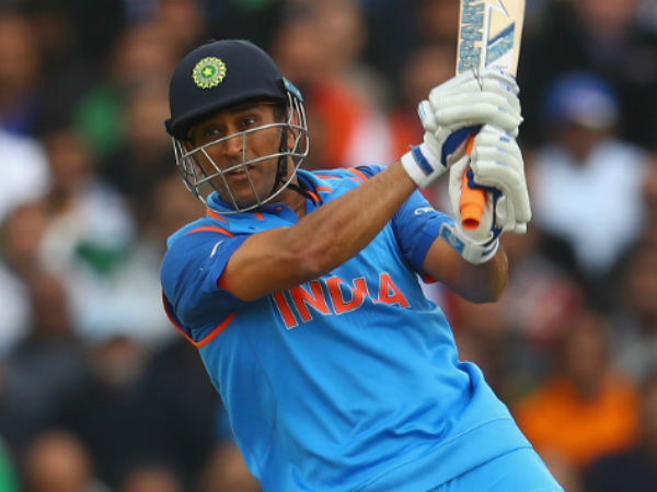 ICC Champions Trophy 2017: MS Dhoni goes past Sourav Ganguly