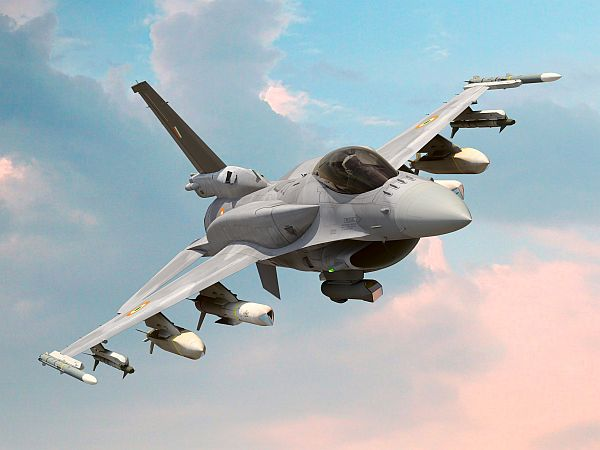 Lockheed Martin signs pact with Tata to make F 16 planes in India