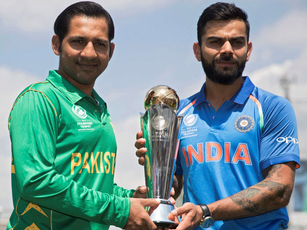 India vs Pakistan, ICC Champions Trophy 2017 Final: Here is ICC Video