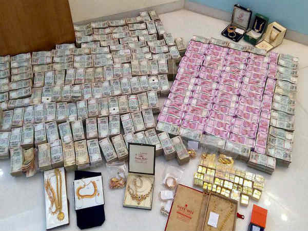 IT official recover cash, seize property worth Rs 3 crores from AP floer merchant