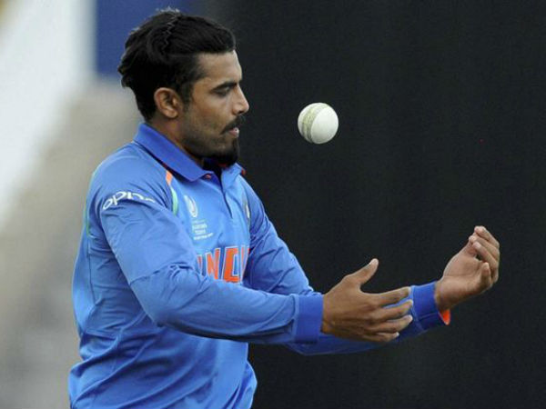 Ravindra Jadeja overtakes Zaheer Khan to become India's leading wicket-taker in Champions Trophy