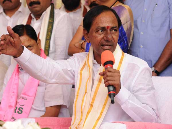 Survey Effect Cm Kcr S Election Plan Select Mla Candidate Who Got People S Choice
