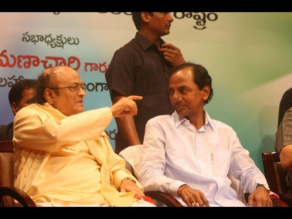 Telanganga governament will establish a memorial on C. Narayana Reddy
