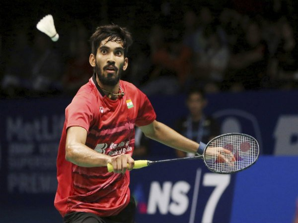 India's Srikanth beats Kazumasa Sakai to win Indonesia Open