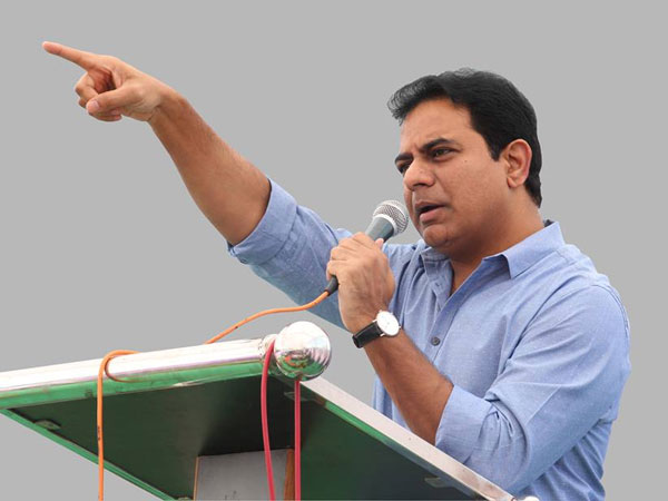 Ktr Nayini Attend Court Over Rail Roko Case