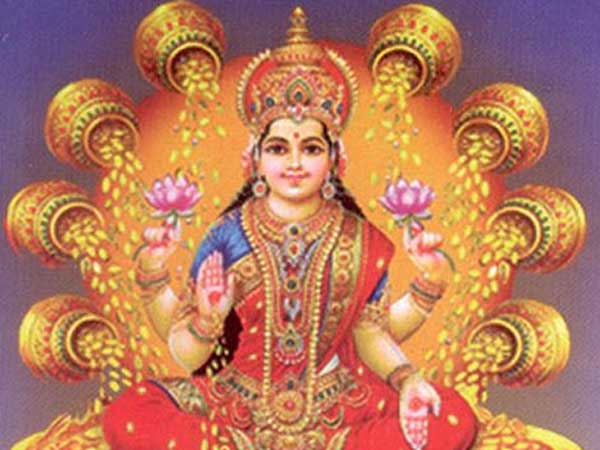 Lakshmi Goddes Wealth How Attract Her Blessings
