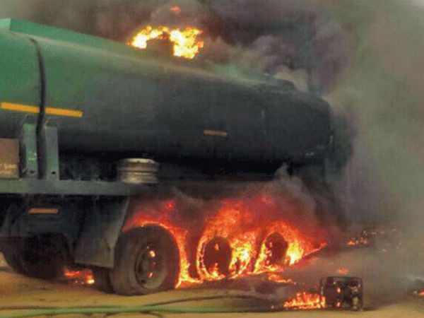 120 Burnt Alive in Pak's Bahawalpur, Had Rushed to Collect Oil from Overturned Tanker