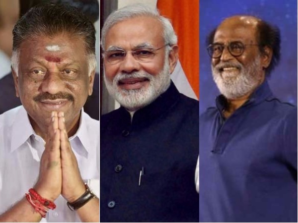Panneerselvam On Narendra Modi S Wish