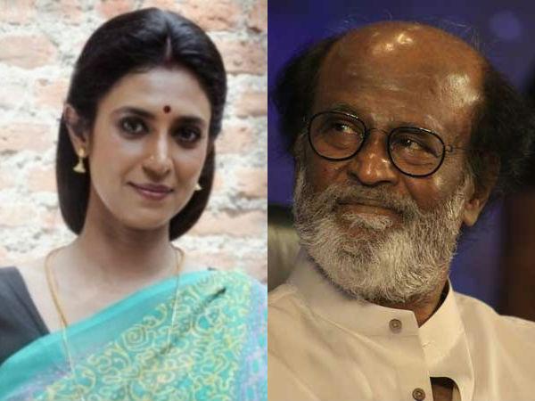 రజినీ తప్ప వేరే విషయాలే లేవా?: నటి కస్తూరి ఆగ్రహం