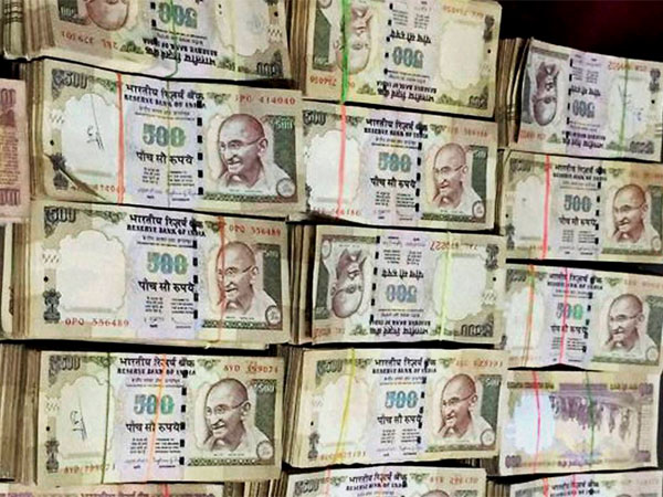 Rs. 7 crores old notes found in Jublihills
