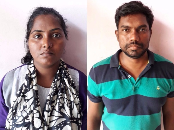 Sundar Rajaratnam couple visits tourist places for escape from police