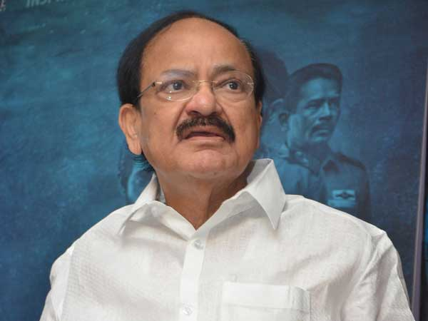 Presidential Election 2017 Venkaiah Naidu Says He Cannot See Why Congress