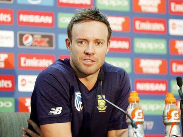 Champions Trophy: I'm a good captain, I can take South Africa to win a World Cup, says de Villiers