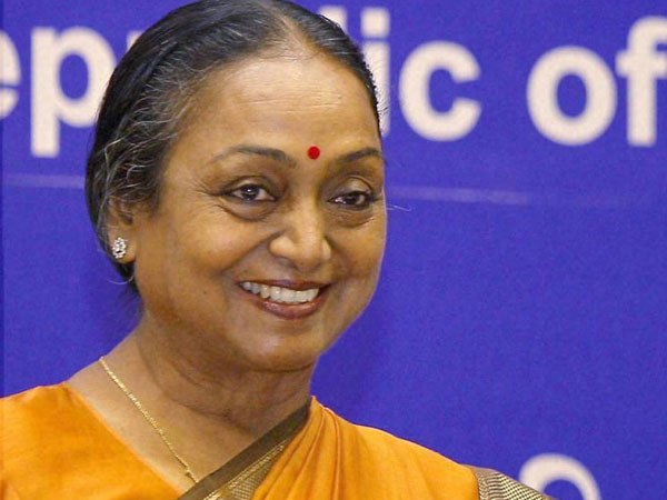 Meira Kumar Is Opposition S Candidate President