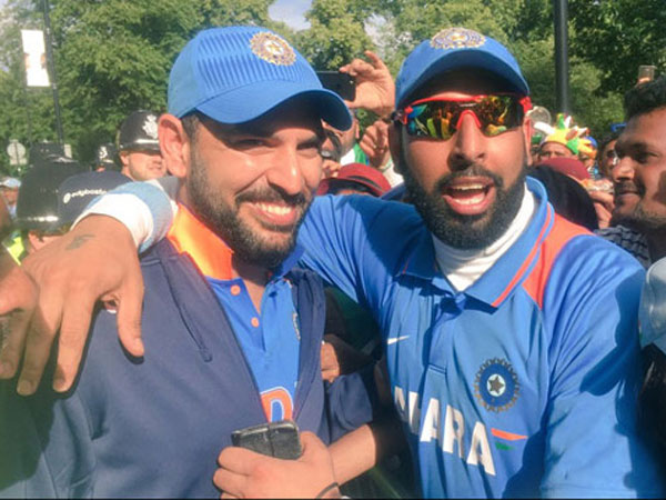 Yuvraj Singh meets his doppelganger in England and the Internet cannot stop talking about it