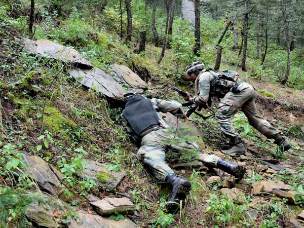 Three militants killed in Jammu and Kashmir gunfight