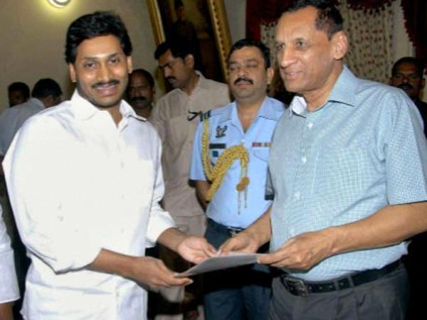 Ap Minister Questions Ys Jagan Over Ncaer Rank