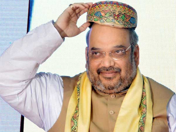 Bjp Chief Amit Shah Contest August 8 Rajya Sabha Polls