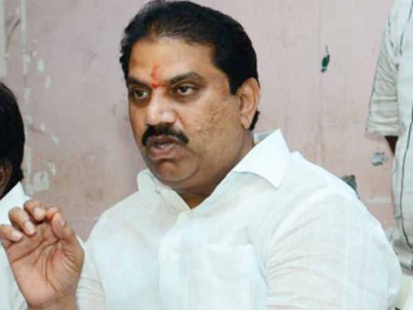 Vijayawada Congress Party President Malladi Vishnu Joins Ysrcp