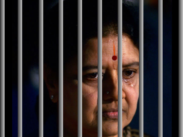 Sasikala Paid Rs 2 Crore Bribe Special Privileges Jail Says